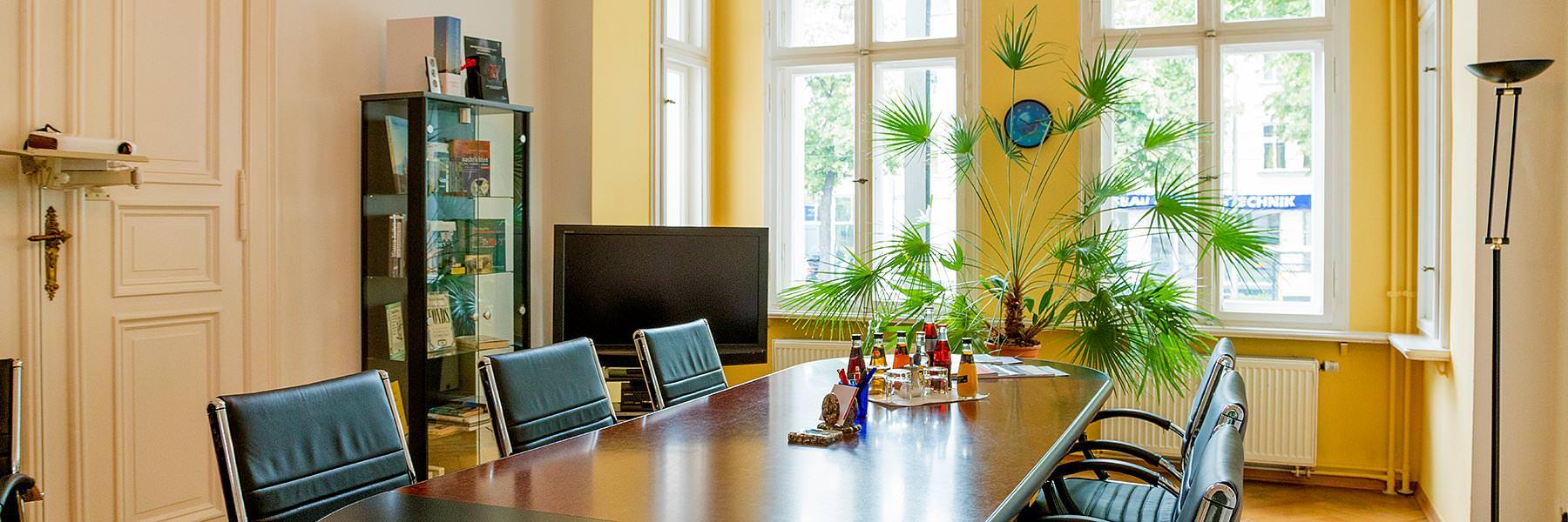 Das Unternehmen NOWINTA Berlin-Brandenburg GmbH