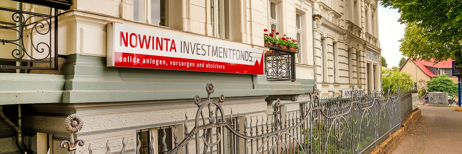 Die NOWINTA Berlin-Brandenburg GmbH